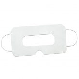 [ab 100 Stück] Dünne Universal VR Masken