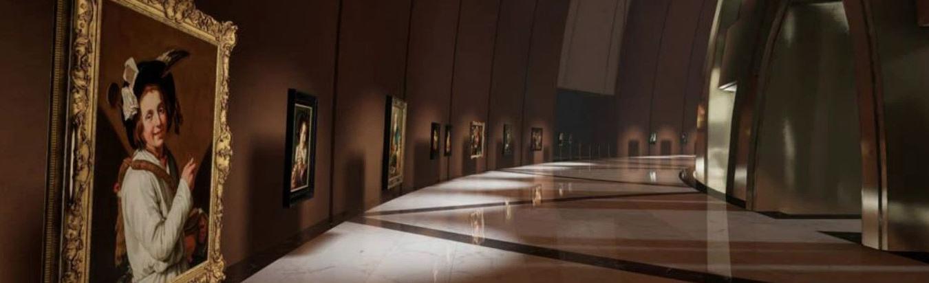 VR Museum banner
